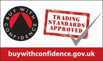 Tranding Standards Approved Logo